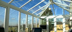 Roof cleaning and conservatory cleaning in Southampton and Totton